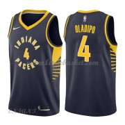 Maillot Basket Enfant Indiana Pacers 2018 Victor Oladipo 4# Icon Edition..