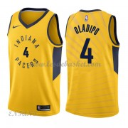 Maillot Basket Enfant Indiana Pacers 2018 Victor Oladipo 4# Statement Edition..