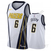 Maillot De Basket Enfant Indiana Pacers 2019-20 Cory Joseph 6# Blanc Earned Edition Swingman..