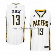 Maillot Basket NBA Indiana Pacers 2015-16 Paul George 13# Home..