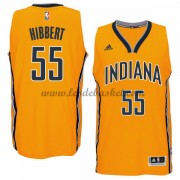 Maillot NBA Indiana Pacers 2015-16 Roy Hibbert 55# Alternate..