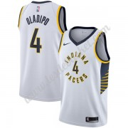 Maillot NBA Indiana Pacers 2018 Victor Oladipo 4# Association Edition..