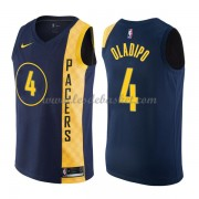 Maillot NBA Indiana Pacers 2018 Victor Oladipo 4# City Edition..