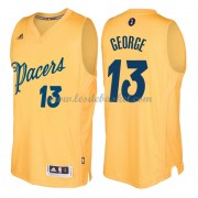 Maillot NBA Pas Cher Indiana Pacers 2016 Paul George 13# Noël Basket..
