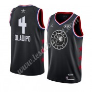 Maillot NBA Pas Cher Indiana Pacers 2019 Victor Oladipo 4# Noir All Star Game Swingman..