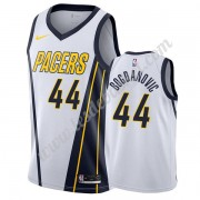 Maillot NBA Indiana Pacers 2019-20 Bojan Bogdanovic 44# Blanc Earned Edition Swingman..