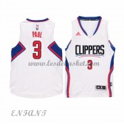Maillot Basket NBA Los Angeles Clippers Enfant 2015-16 Chris Paul 3# Home..