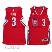 Maillot Basket NBA Los Angeles Clippers Enfant 2015-16 Chris Paul 3# Road..