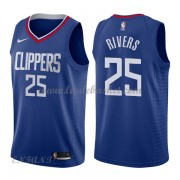 Maillot Basket Enfant Los Angeles Clippers 2018 Austin Rivers 25# Icon Edition..