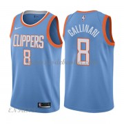 Maillot Basket Enfant Los Angeles Clippers 2018 Danilo Gallinari 8# City Edition..