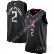Maillot De Basket Enfant Los Angeles Clippers 2019-20 Shai Gilgeous-Alexander 2# Statement Edition S..