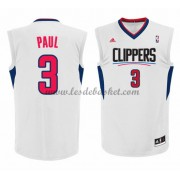 Maillot Basket NBA Los Angeles Clippers 2015-16 Chris Paul 3# Home..