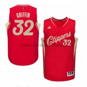 Maillot NBA Pas Cher Los Angeles Clippers Homme 2015 Blake Griffin 32# Noël Basket..