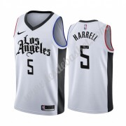 Maillot NBA Los Angeles Clippers 2019-20 Montrezl Harrell 5# Blanc City Edition Swingman..