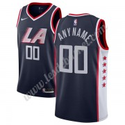 Maillot NBA Los Angeles Clippers 2019-20 Bleu Marine City Edition Swingman