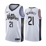 Maillot NBA Los Angeles Clippers 2019-20 Patrick Beverley 21# Blanc City Edition Swingman..