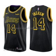 Maillot Basket Enfant Los Angeles Lakers 2018 Brandon Ingram 14# City Edition..