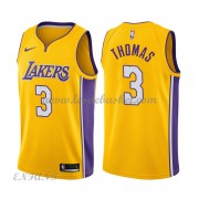 Maillot Basket Enfant Los Angeles Lakers 2018 Isaiah Thomas 3# Icon Edition..