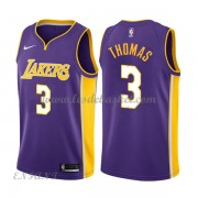 Maillot Basket Enfant Los Angeles Lakers 2018 Isaiah Thomas 3# Statement Edition..