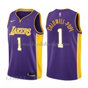 Maillot Basket Enfant Los Angeles Lakers 2018 Kentavious Caldwell-Pope 1# Statement Edition..