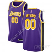 Maillot De Basket Enfant Los Angeles Lakers 2019-20 Violet Statement Edition Swingman