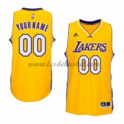 Maillot NBA Los Angeles Lakers 2015-16 Gold Home