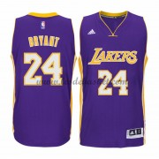 Maillot NBA Los Angeles Lakers 2015-16 Kobe Bryant 24# Road