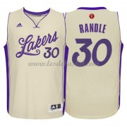 Maillot NBA Pas Cher Los Angeles Lakers 2015 Julius Randle 30# Noël Basket..