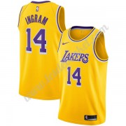 Maillot NBA Los Angeles Lakers 2019-20 Brandon Ingram 14# Or Icon Edition Swingman