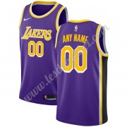 Maillot NBA Los Angeles Lakers 2019-20 Violet Statement Edition Swingman..