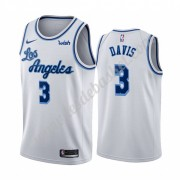 Maillot NBA Los Angeles Lakers 2019-20 Anthony Davis 3# Blanc Classics Edition Swingman..