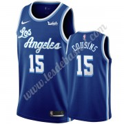 Maillot NBA Los Angeles Lakers 2019-20 DeMarcus Cousins 15# Bleu Classics Edition Swingman..