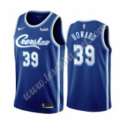 Maillot NBA Los Angeles Lakers 2019-20 Dwight Howard 39# Bleu Classics Edition Swingman..