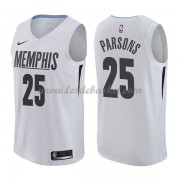 Maillot NBA Memphis Grizzlies 2018 Chandler Parsons 25# City Edition..