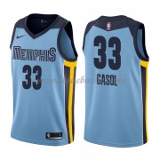 Maillot NBA Memphis Grizzlies 2018 Marc Gasol 33# Statement Edition..