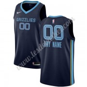 Maillot NBA Memphis Grizzlies 2019-20 Bleu Marine Icon Edition Swingman