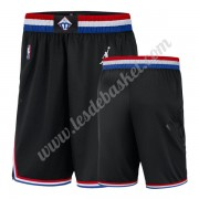 2019 Noir All Star Game Swingman Short De Basket NBA..