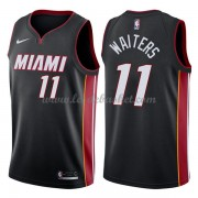 Maillot Basket Enfant Miami Heat 2018 Dion Waiters 11# Icon Edition..