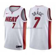 Maillot Basket Enfant Miami Heat 2018 Goran Dragic 7# Association Edition..