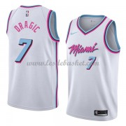 Maillot Basket Enfant Miami Heat 2018 Goran Dragic 7# City Edition..
