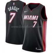 Maillot Basket Enfant Miami Heat 2018 Goran Dragic 7# Icon Edition..