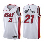 Maillot Basket Enfant Miami Heat 2018 Hassan Whiteside 21# Association Edition..