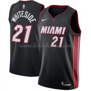 Maillot Basket Enfant Miami Heat 2018 Hassan Whiteside 21# Icon Edition..