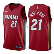 Maillot Basket Enfant Miami Heat 2018 Hassan Whiteside 21# Statement Edition..