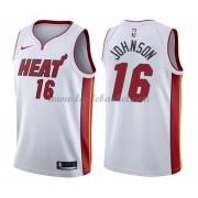 Maillot Basket Enfant Miami Heat 2018 James Johnson 16# Association Edition..