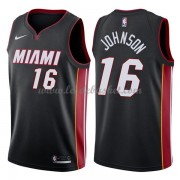Maillot Basket Enfant Miami Heat 2018 James Johnson 16# Icon Edition..