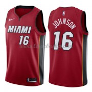 Maillot Basket Enfant Miami Heat 2018 James Johnson 16# Statement Edition..