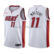 Maillot NBA Miami Heat 2018 Dion Waiters 11# Association Edition..
