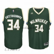 Maillot Basket Enfant Milwaukee Bucks 2015-16 Giannis Antetokounmp 34# Road..