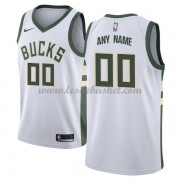 Maillot Basket Enfant Milwaukee Bucks 2018 Association Edition..